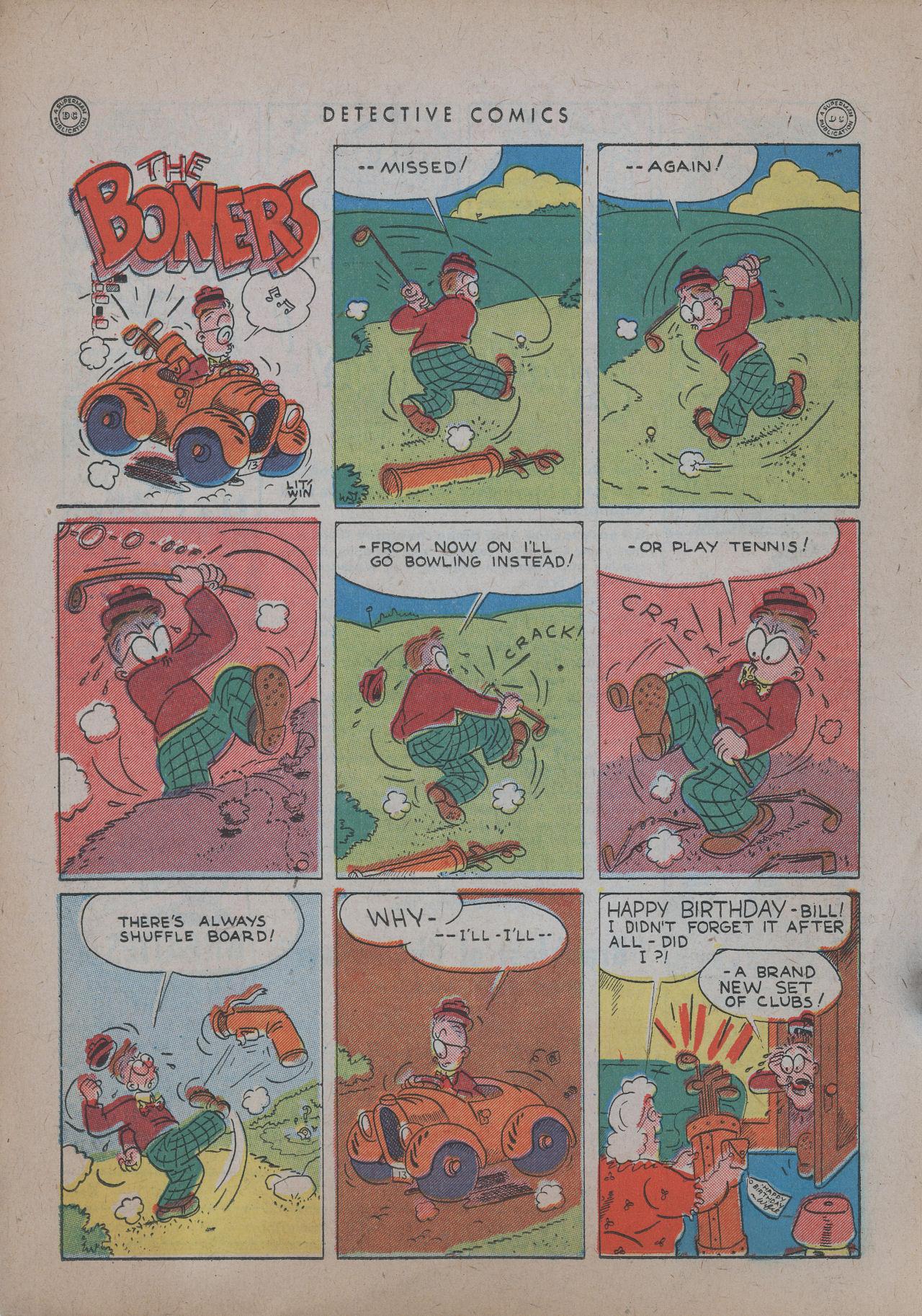 Read online Detective Comics (1937) comic -  Issue #101 - 32