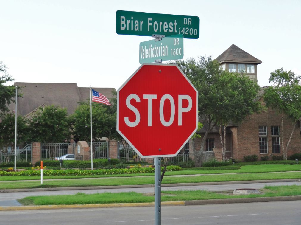 H Town West Photo Blog Villages Of Briar Forest