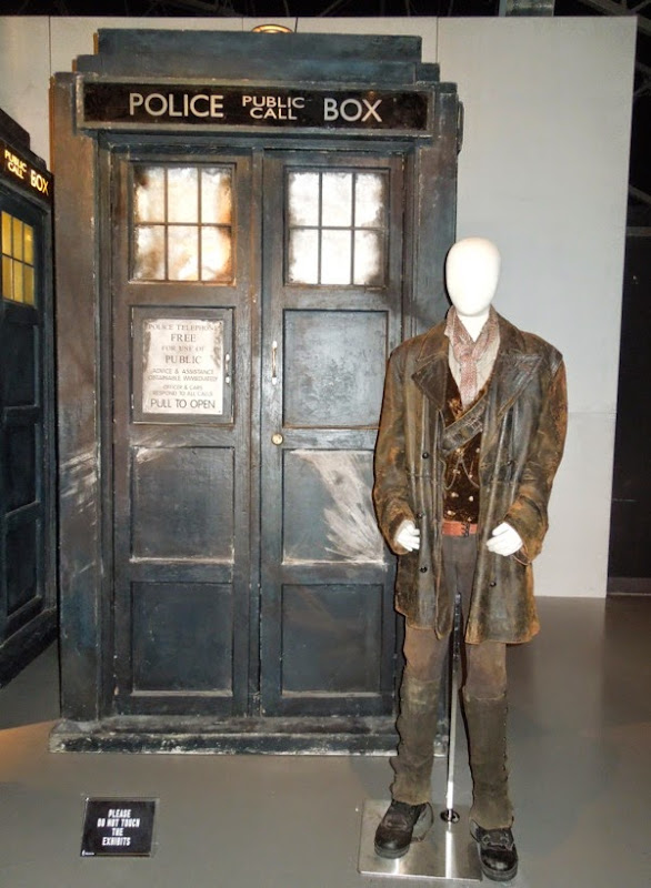 Doctor Who John Hurt War Doctor costume