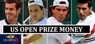 prize money breakdown for 2016 us open tennis