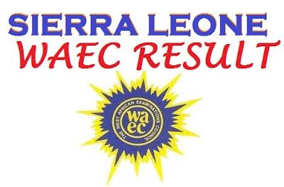 WASSCE Result Sierra Leone | WAEC Result Checker Online Portal 2017/2018