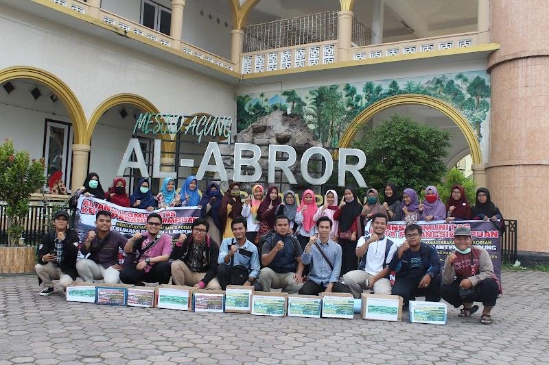 Aliansi Komunitas Kota Padangsidimpuan Melakukan Aksi Solidaritas Peduli Banten-Lampung