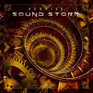 """Ο δίσκος των Sound Storm """"Vertigo"""""""