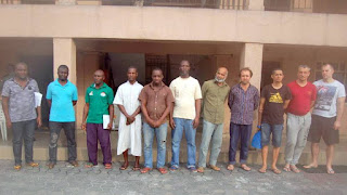 Ukrainian, Ghanaians, Pakistani, others remanded in Nigerian prison for oil robbery