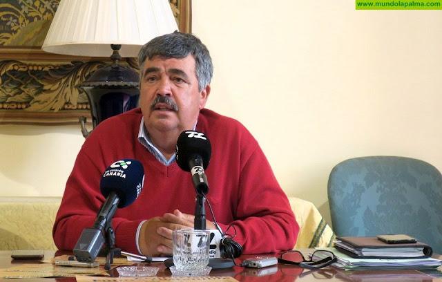 El Cabildo mejora la red contra incendios forestales de Puntagorda con una inversión de 165.000 euros