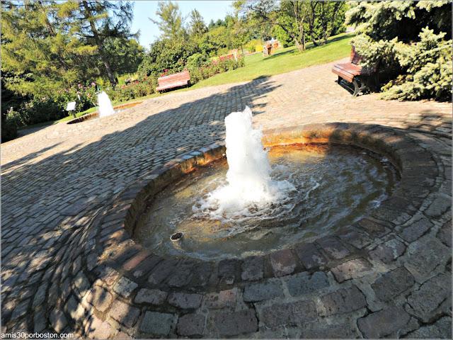 Jardín Botánico de Montreal: Rose Garden