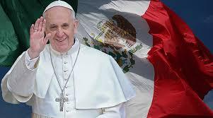 Transmisión en vivo de la llegada del papa Francisco a México