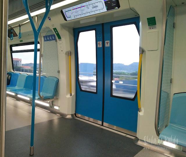 Pengalaman Pertama Naik MRT..