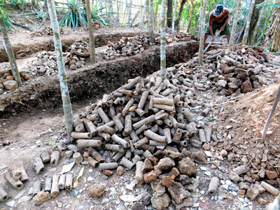 Ancient site in Myanmar offers clues to trade with Middle East