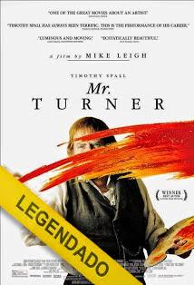 Mr. Turner – Legendado