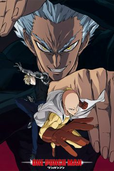 One Punch Man 2ª Temporada Torrent - WEB-DL 720p/1080p Legendado