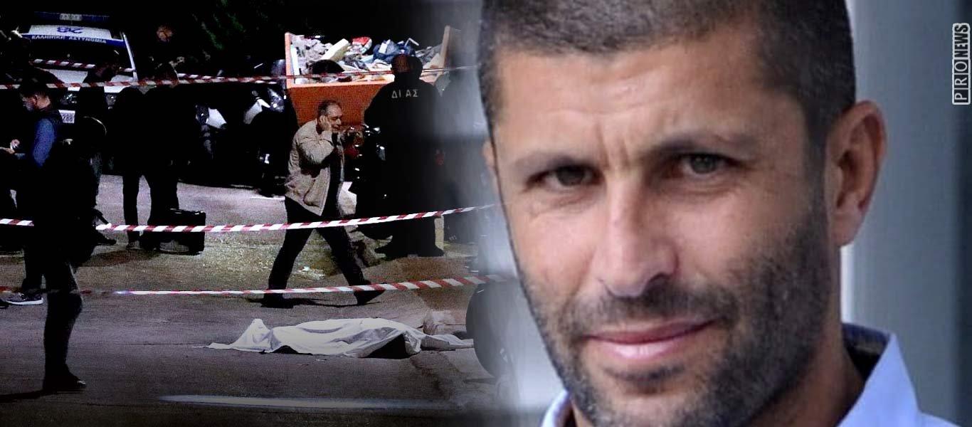 Το βίντεο της δολοφονίας Μακρή: Τα πέντε «αιώνια» δευτερόλεπτα που οδήγησαν στον θάνατό του