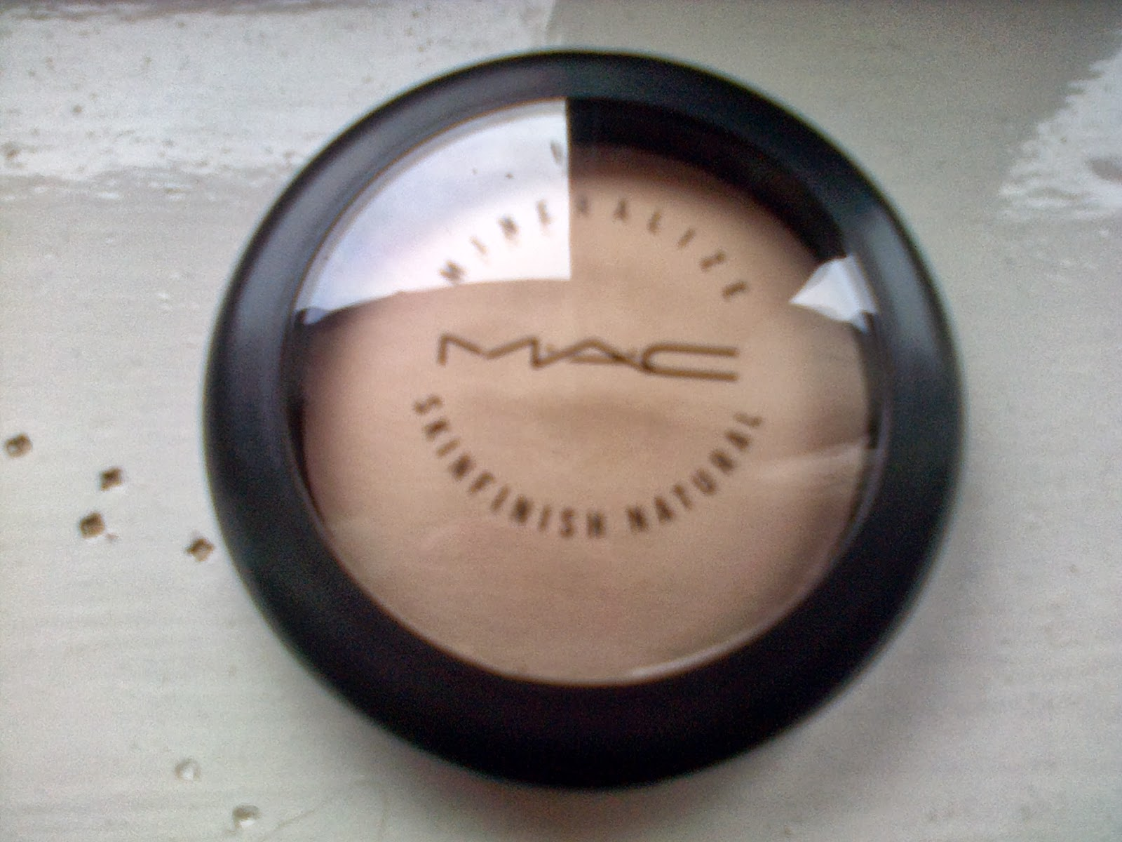 MAC Mineralize Skinfinish Natural in Light