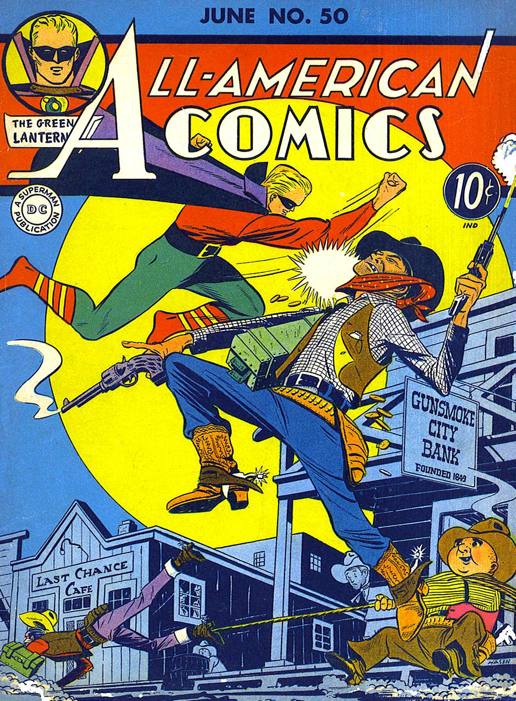 All-American Comics (1939) 50 Page 1