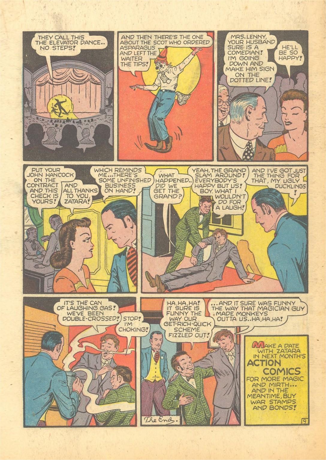 Action Comics (1938) 56 Page 64