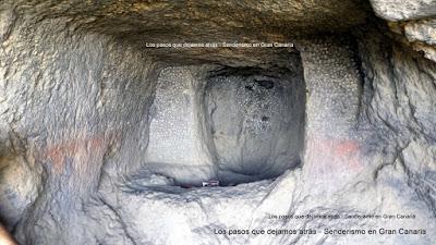 Cueva pintada de la Montaña de los Huesos