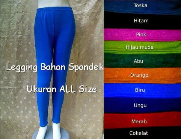 Al Fashion Jual Grosir Celana Dan Rok Bandung Celana Legging Bahan Spandek