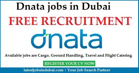 Dnata jobs in Dubai UAE
