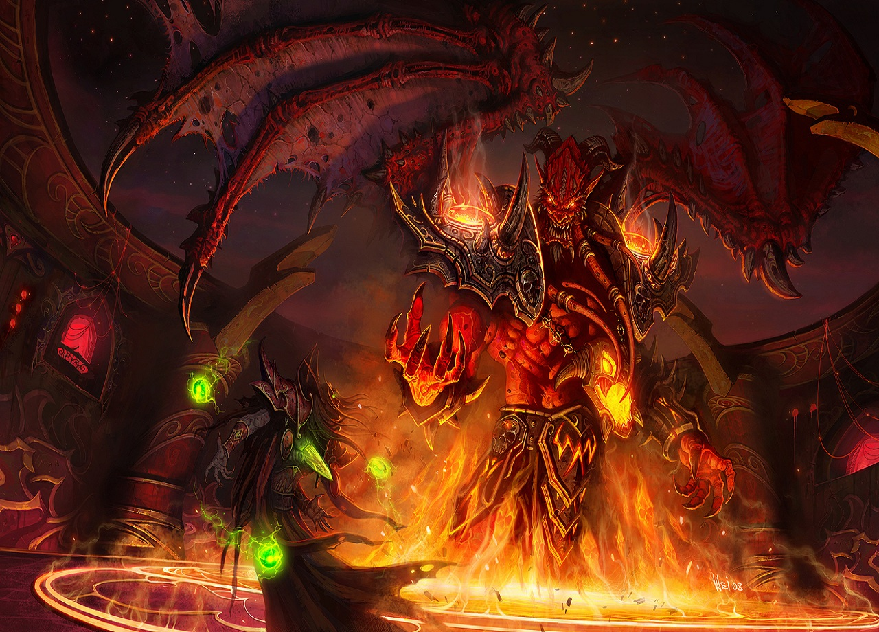 Game Wallpapers: World Of Warcraft (Wallpapers