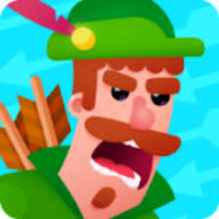 Download Game Bowmasters 1.0.5 APK Android
