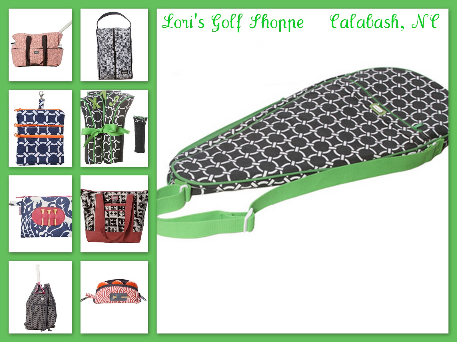 new concept 3efc8 fd1a3 Golf  Tennis  Stylish and practical accessories  Just call on Ame   LuLu  for the latest in their golf and tennis collection. They offer classic, fun  and ...