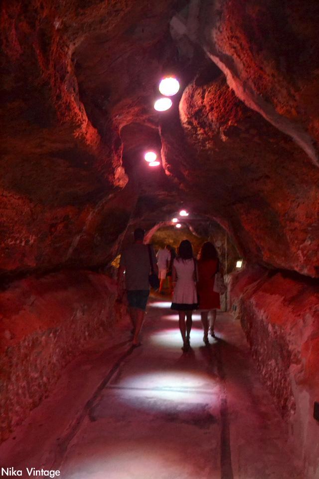 Menorca, pasillo, vistas, Cova d'en Xoroi, Cueva, Xoroi, Cala´n Porter, chill out