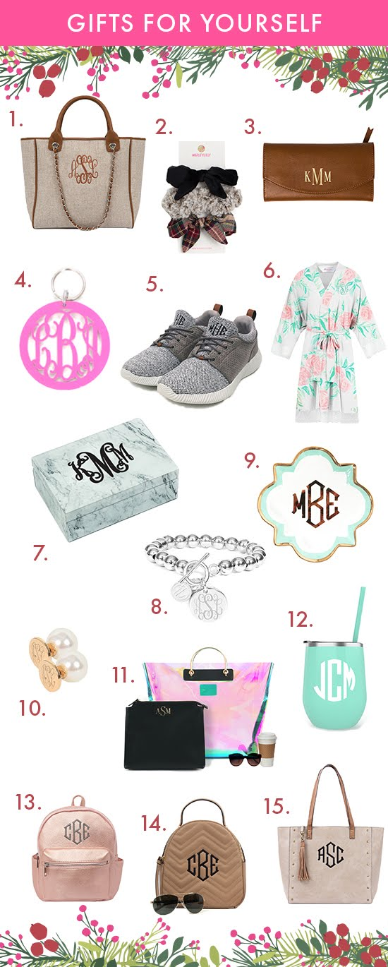 monogram clothing and accessories