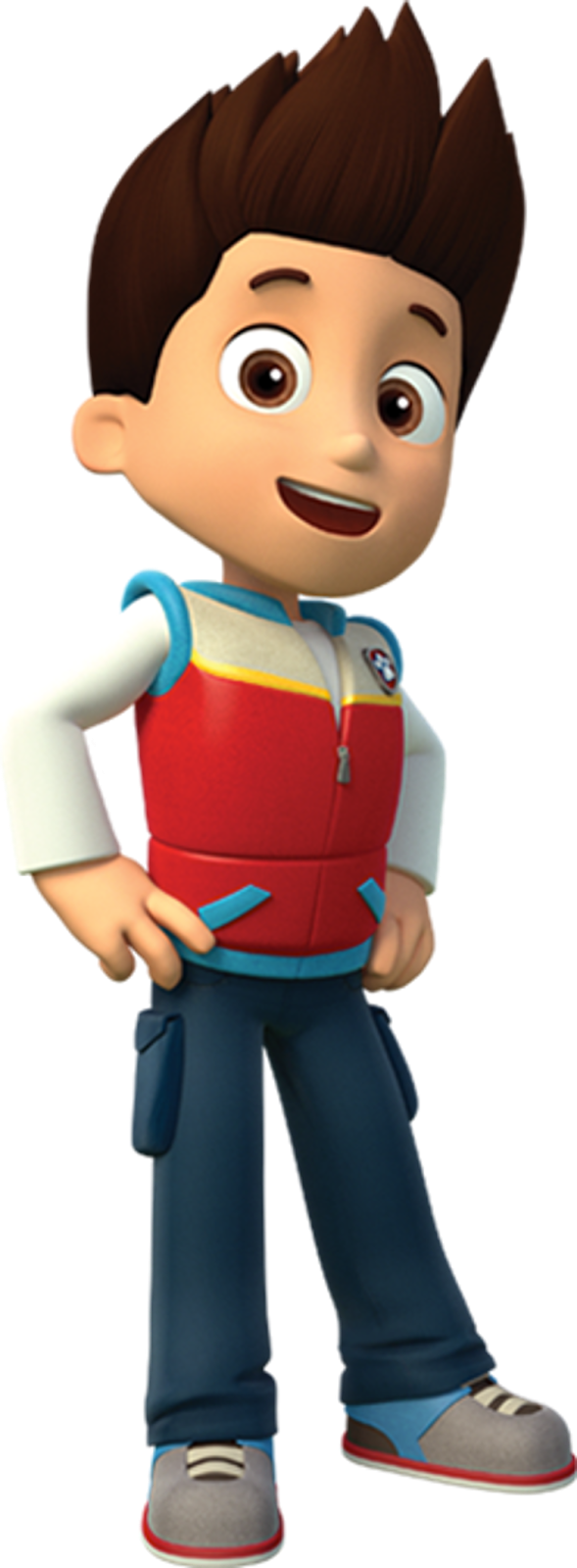Cartoon Characters: New PAW Patrol PNG's