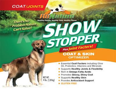 Review on K9 Show Stopper PLUS Joint Factors