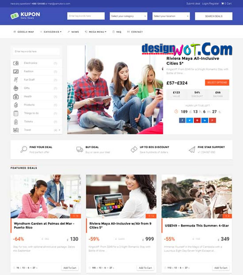 20+ Best Classified WordPress Themes 2016 For Product Listing ...