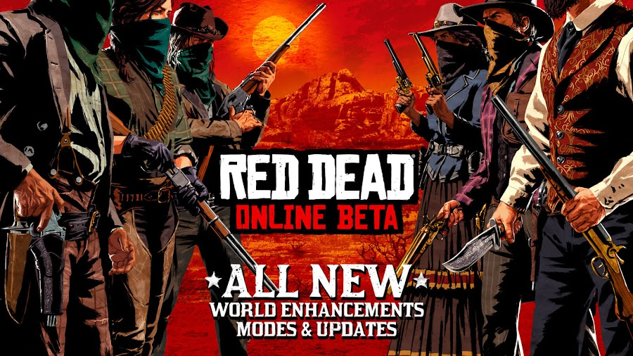 red dead online beta update ps4 early access rockstar games