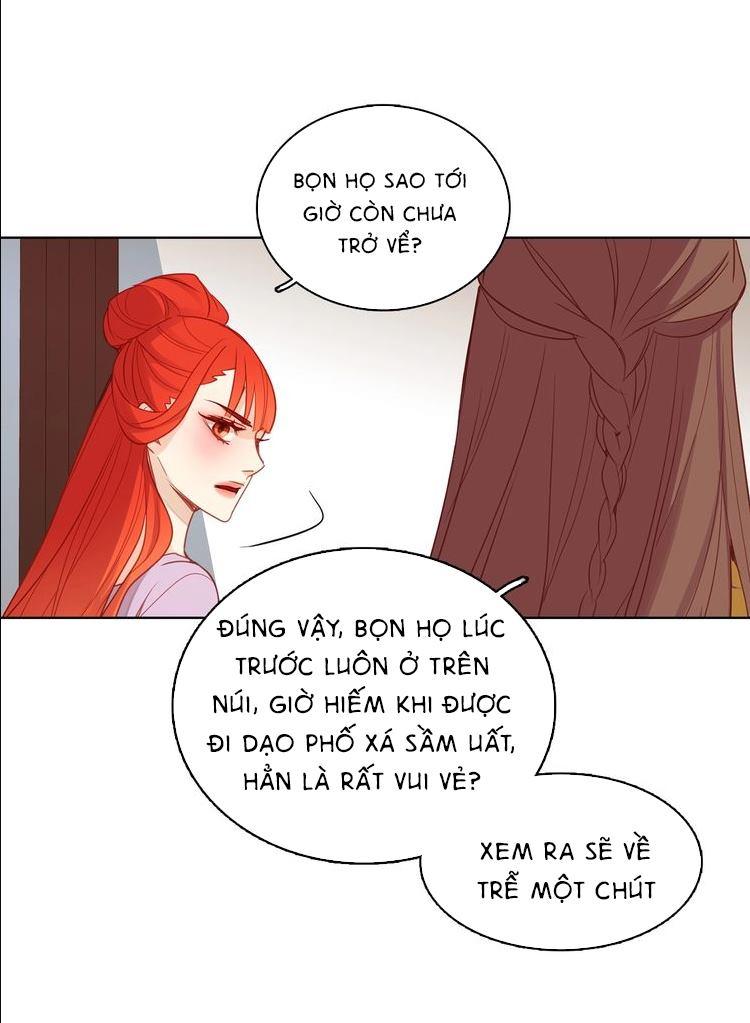 Ác nữ hoàng hậu chap 90 - Trang 19