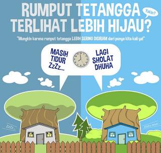 Ceramah dan Kultum Ramadhan Singkat : 3 Nasihat Rasulullah SAW terbaru