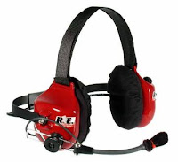 Racing Electronics RE-58 Platinum Headphones