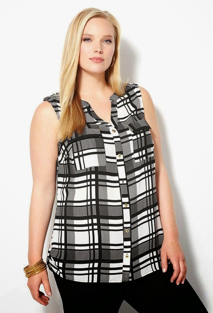 Plus Size Fashion for Moms