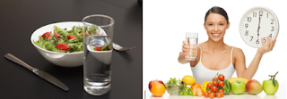 beber antes de comeer
