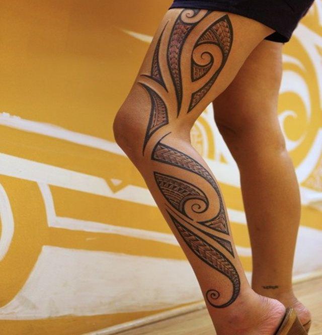 Tribal Tatto July 2015