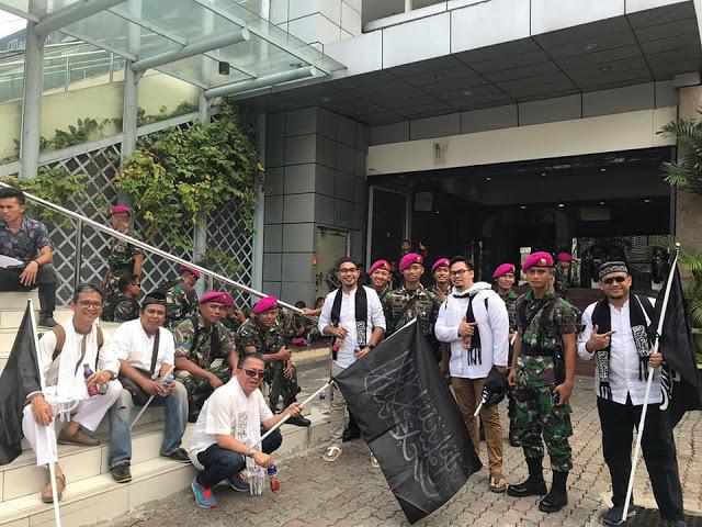 Pensiunan TNI Sebut Reuni Akbar 212 Bukan Radikal