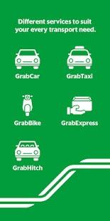 Grab (GrabTaxi) Android Apk