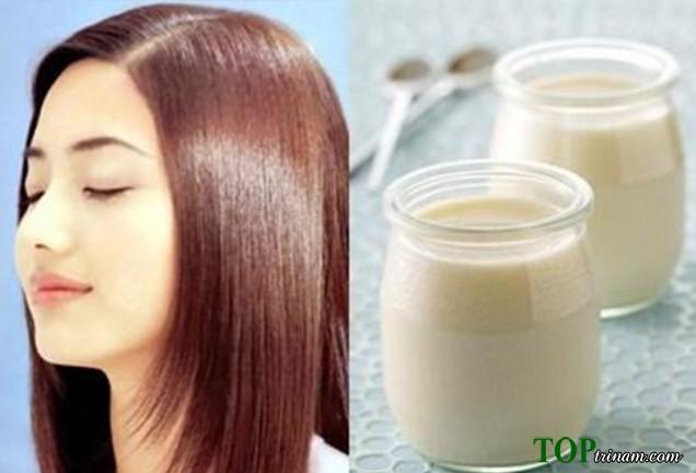 5 cách làm đẹp da và tóc bằng sữa chua bạn nên biết (phần 1)