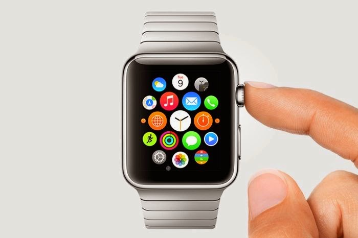 new Apple smartwatch