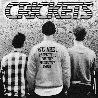 Allow Us To Introduce You To Crickets And Their Yummy Pulsating Hard-Feeling Tune 'Elastic'!