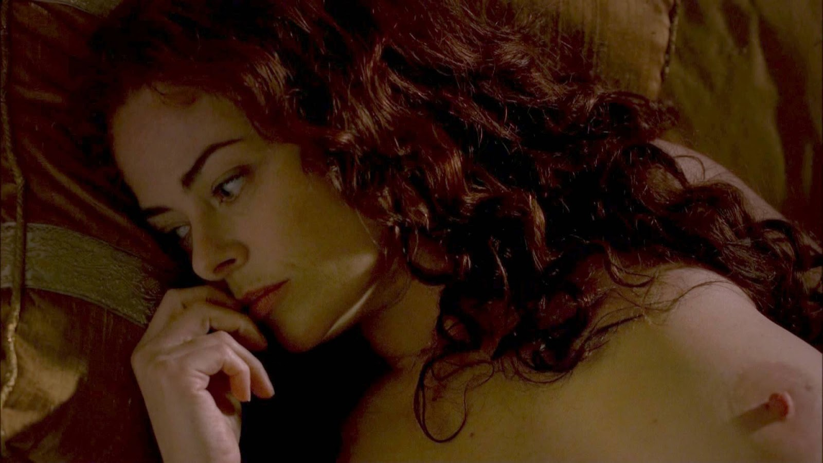 Polly Walker Full Frontal Rome Pic 88