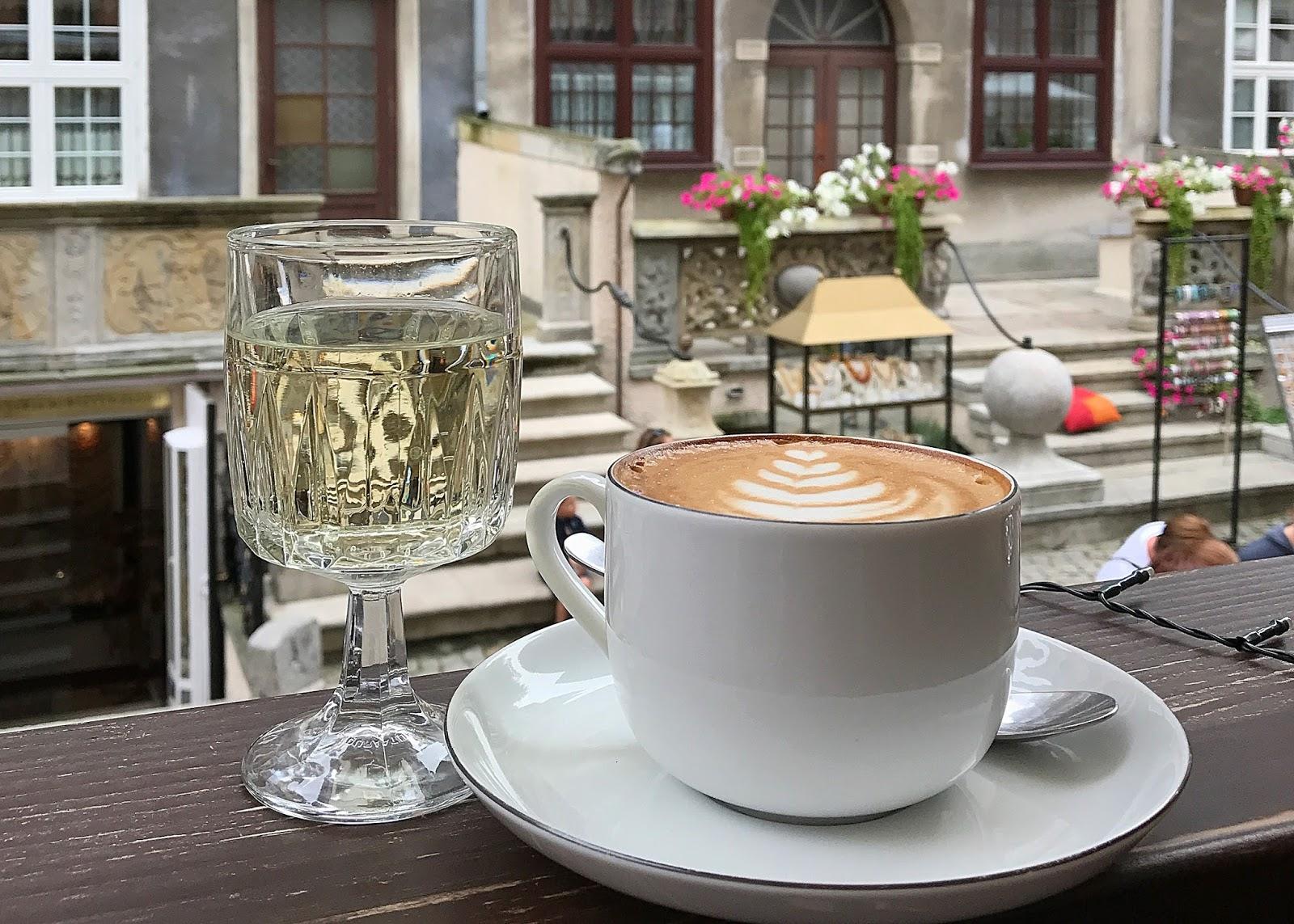 Drukarnia Cafe Gdańsk Mariacka