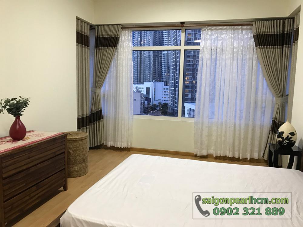 Topaz 2 Saigon Pearl cho thuê căn hộ tầng 6 có 2PN - hình 2