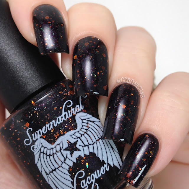 Supernatural Lacquer-Salem