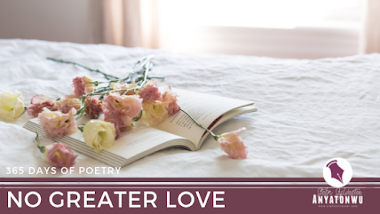 No Greater Love | Stefn Sylvester Anyatonwu
