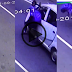 9 වන වසරේ පාසල් සිසුවිය බිළිගත් මෝටර් රථ  අනතුර CCTV දර්ශන