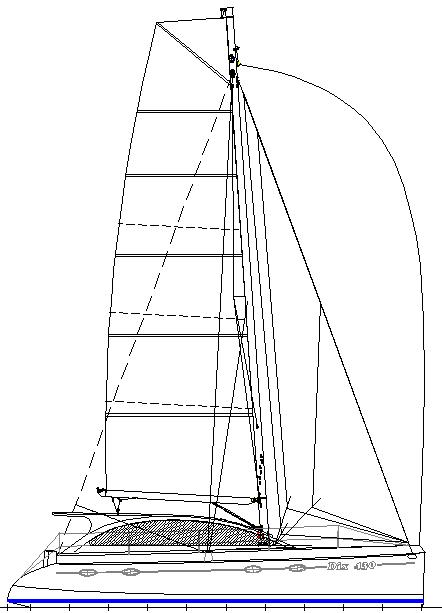 Cape Henry 21 со стационаром