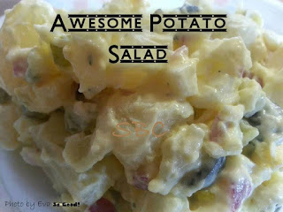DR. OZ : Awesome Potato Salad